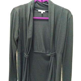Valleygirl Long Cardigan