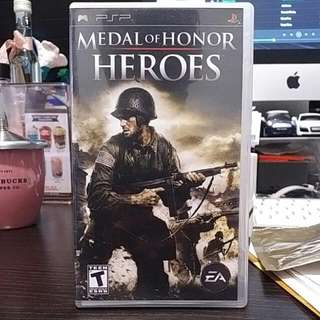 PSP Medal Of Honor Heros