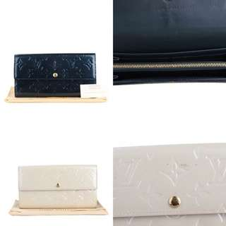 Louis Vuitton Vernis Amarante Wallet