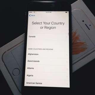 iPhone 6 16 GB (Space Grey)