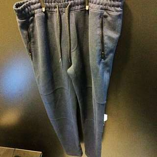 Hollister棉質長褲 Hco Jogger Pants