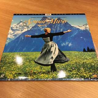 Laser Disc The Sound of Music