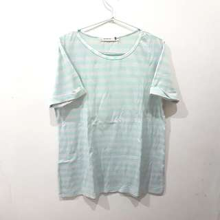 Loose Stripe T-shirt