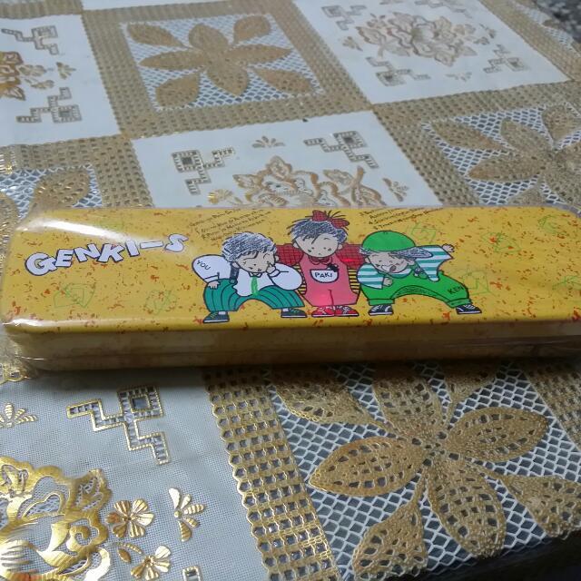 雙層鉛筆盒
