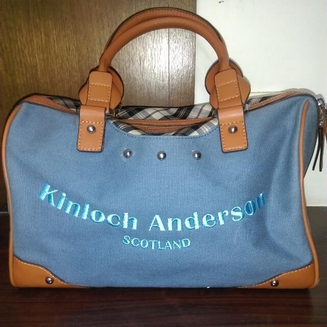 金安德森 手提包