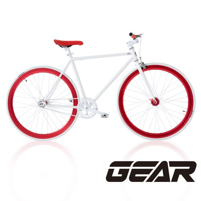 威瑪仕 GEAR GF5.0 白紅