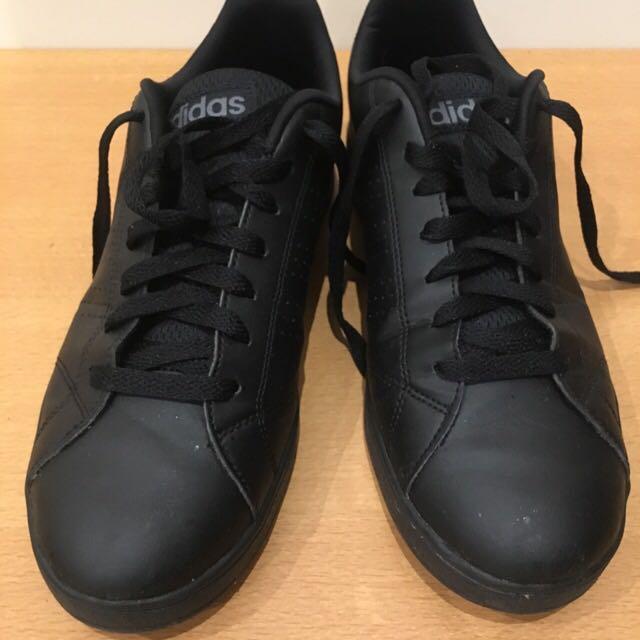 All Black Adidas Originals