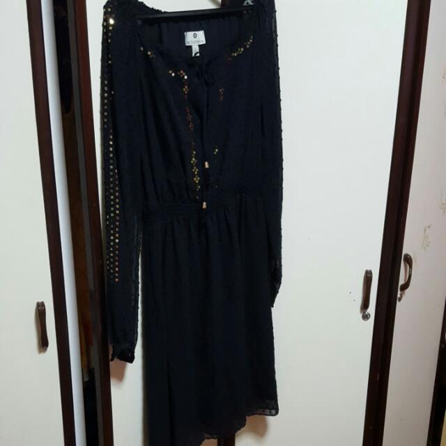 a383421cc441b Altuzarra for Target Black Dress, Women's Fashion, Clothes, Dresses ...