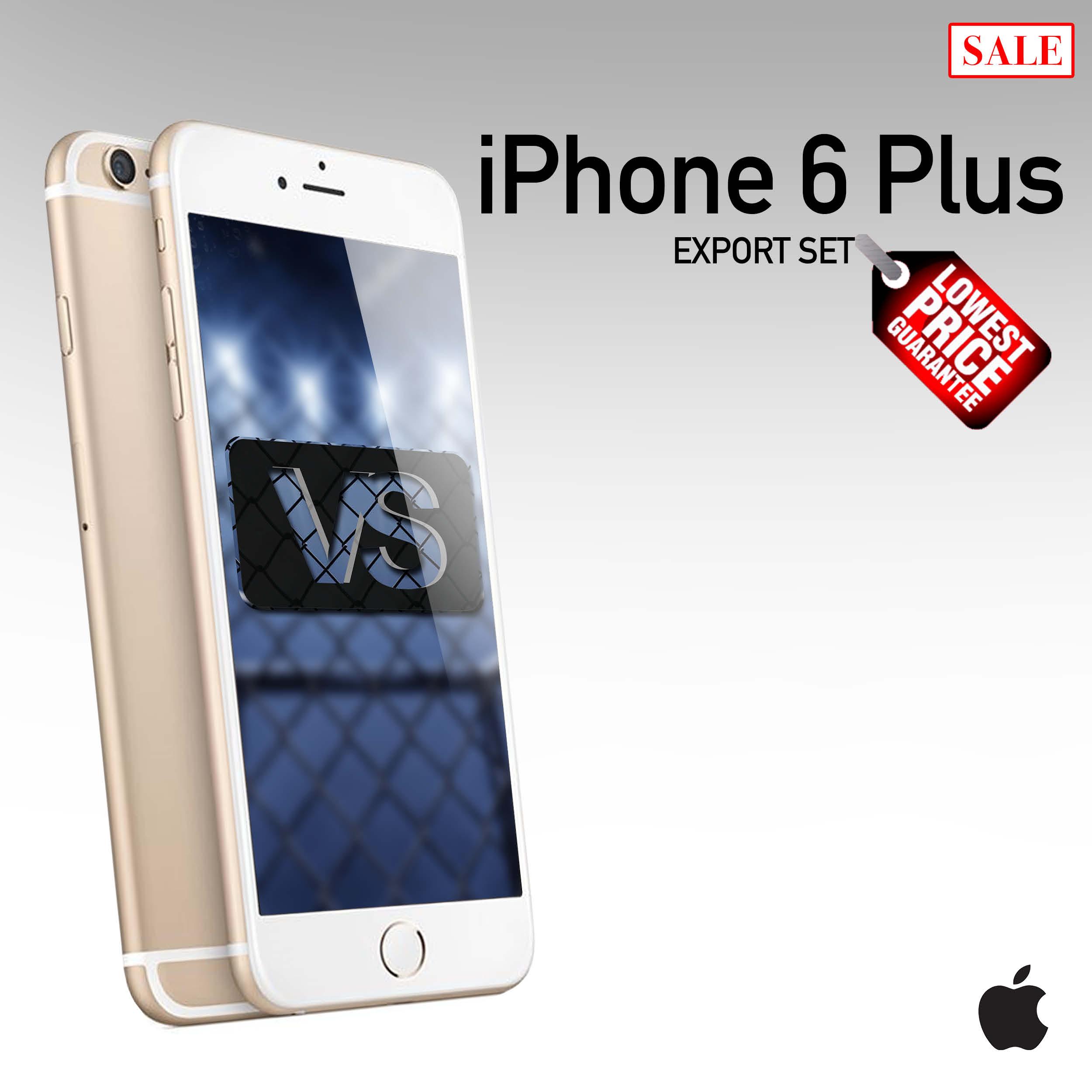 b0d2e52b595b5 Apple iPhone 6 Plus 16 64 128Gb (Factory Refurbished)Sealed