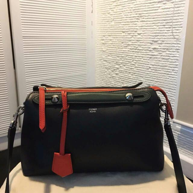 Auth Fendi By The Way Small