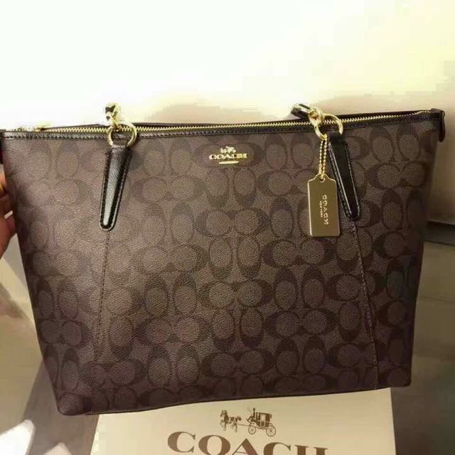 a752b62bdfb2 Authentic Coach Tote Bag From USA