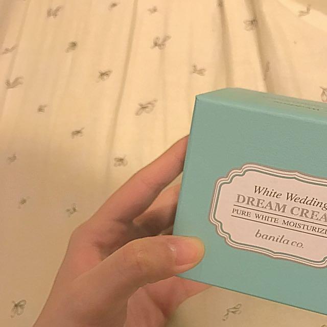 韓國購入!Banila 美白霜 素顏霜 Dream Cream