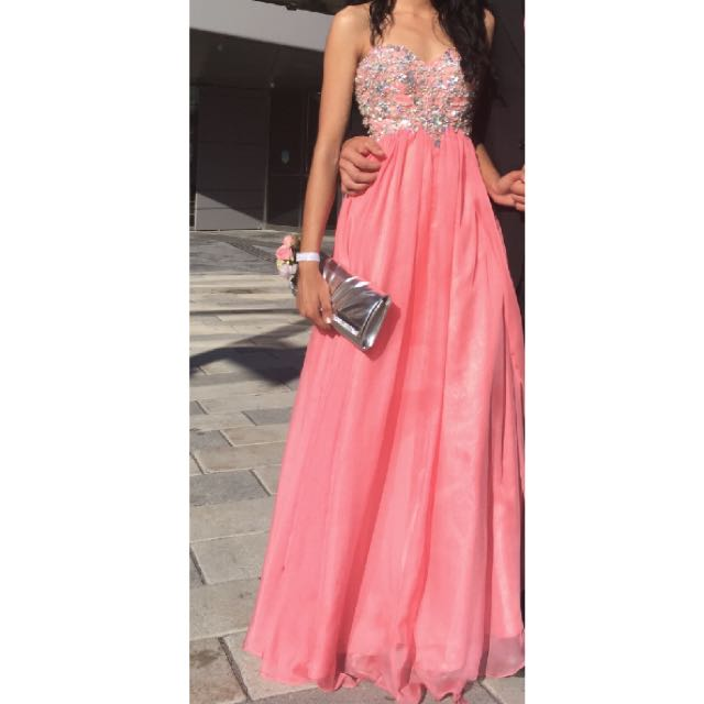 Beautiful Full Length Prom Dress/gown