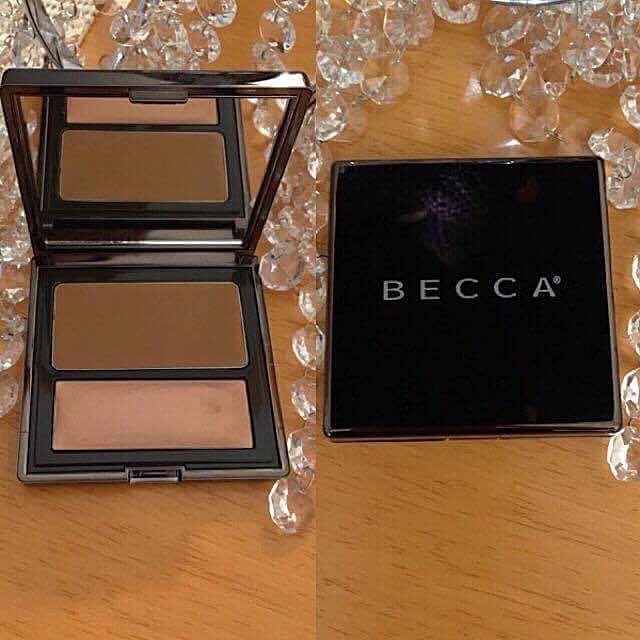 BECCA Lowlight/Highlight Palette ~ No Swaps ~