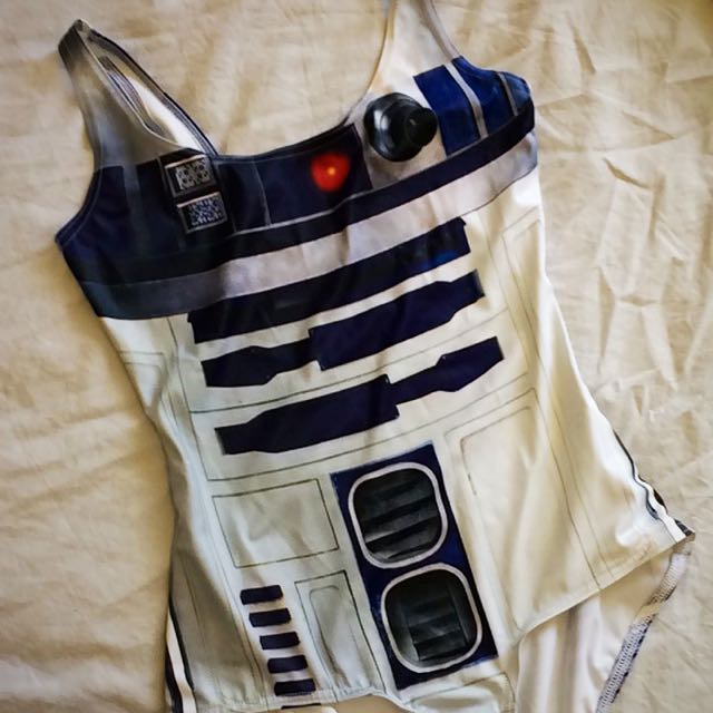 Blackmilk Artoo 2.0 Swimsuit