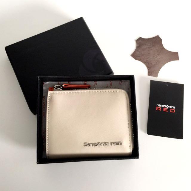 f04f5564c BNWT Ladies Wallet by Samsonite Red ⭐ Genuine leather (interior ...