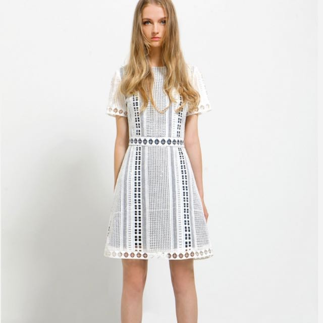 2913fd18 BNWT Saturday Club Albanne Dress *not zara*, Women's Fashion ...