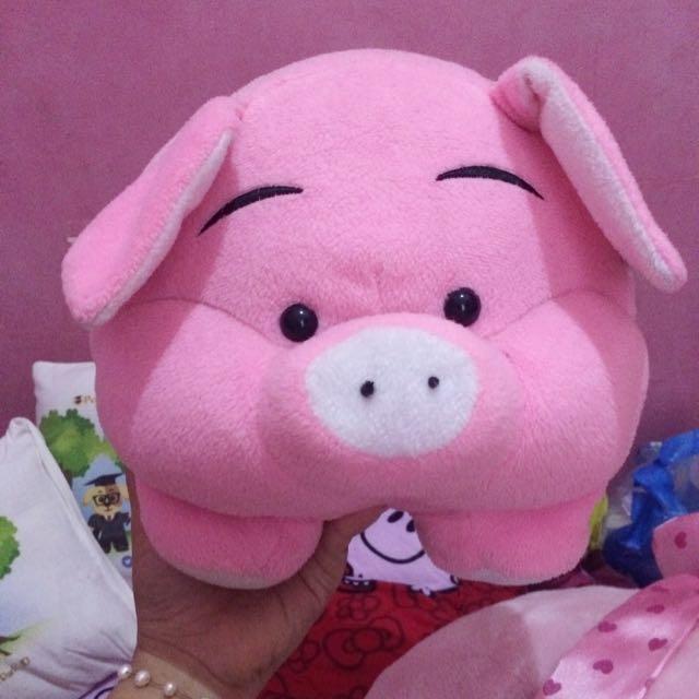 Boneka Piggy Pig