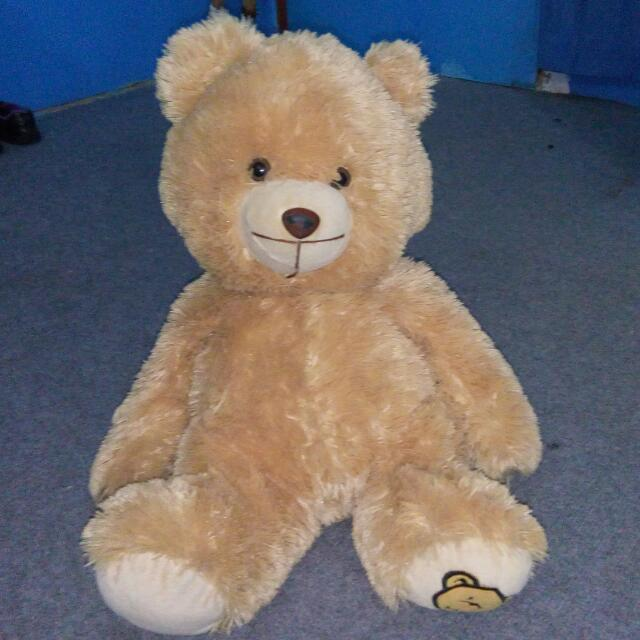 Boneka Teddy Bear (Medium)