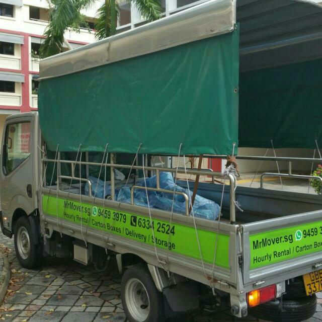c94d3fad1c Instant booking 10ft LORRY HOURLY RENTAL 94593979 (Movers