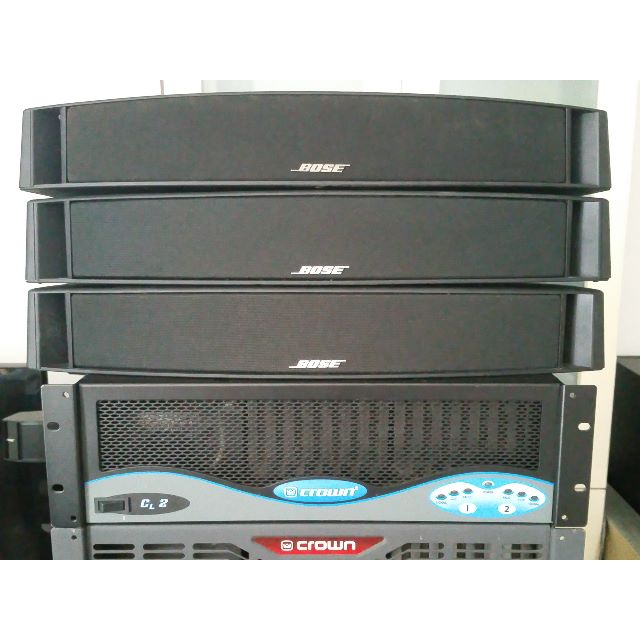 Bose VCS-9 Center Channel Speaker, Electronics, Audio on Carousell