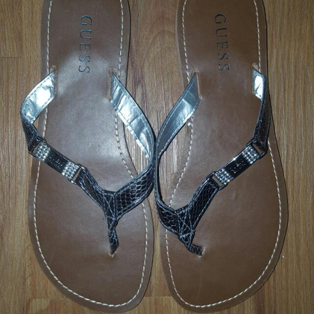 Brand New Guess Sandals