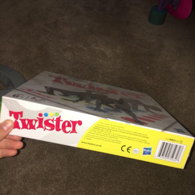 Brand New Twister