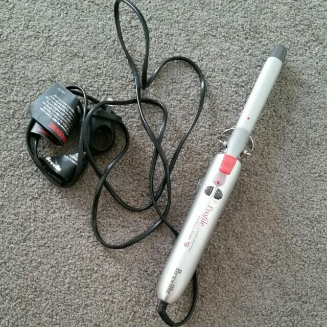 Breville Curling iron