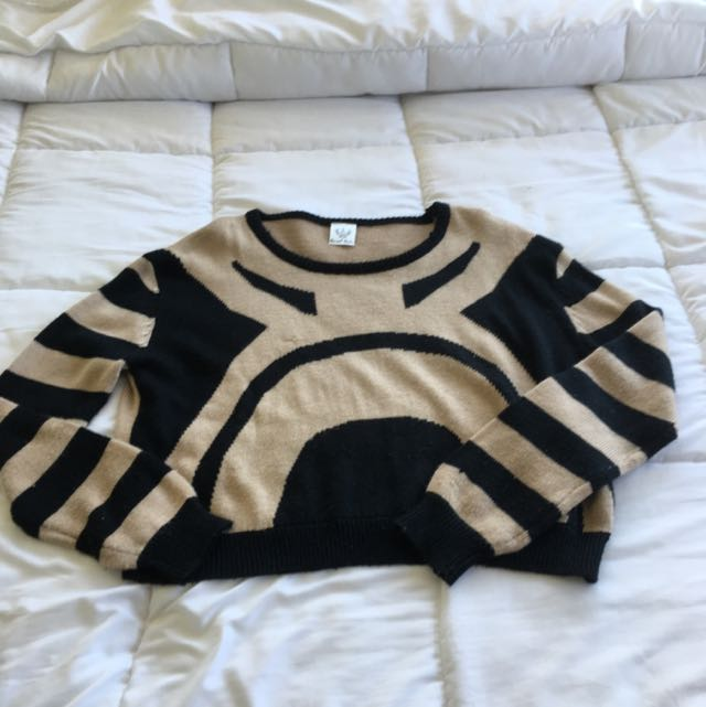 CASUAL KNITWEAR SWEATER