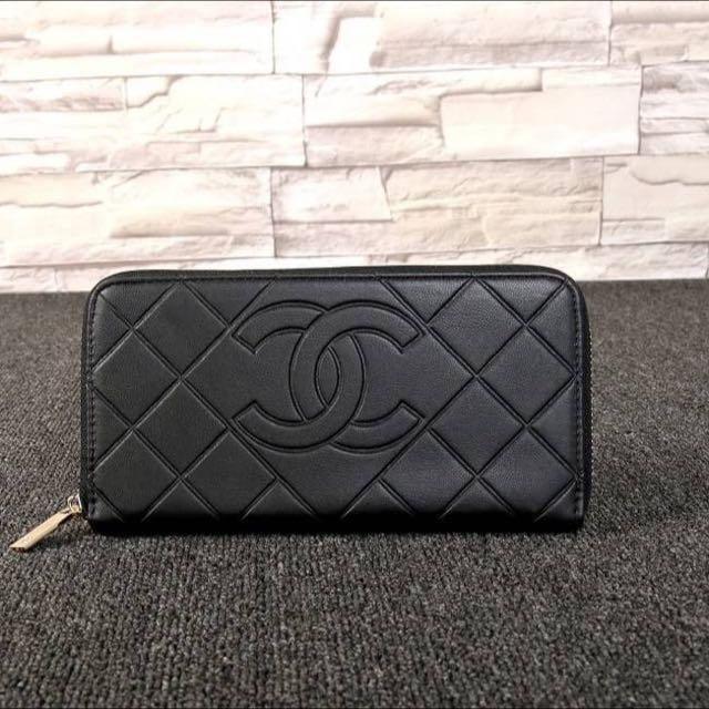 Chanel 手拿包 錢包 女包