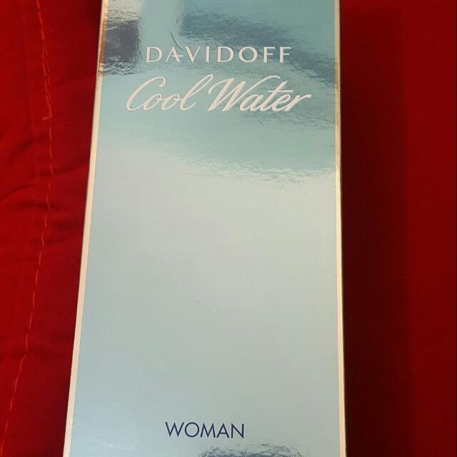 Cool Water For Women By Davidoff Eau De Toilette Spray 6.7oz (200ml)