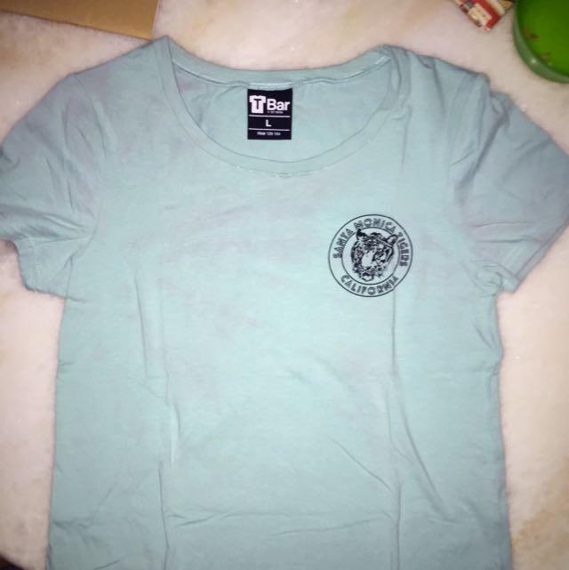 Cotton On T-Bar Shirt