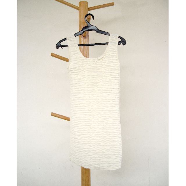 Cream Bandage Dress
