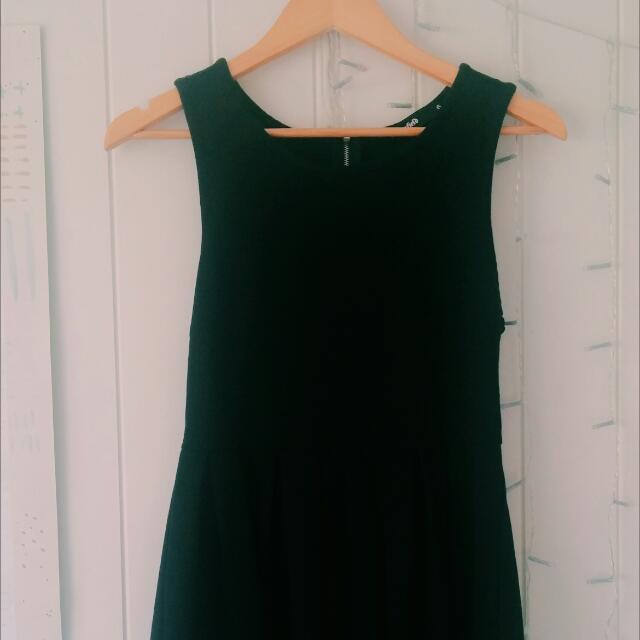 Dangerfield Pleated Dress