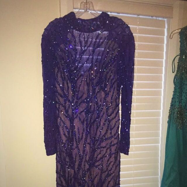 Designer Evening Mermaid Dress