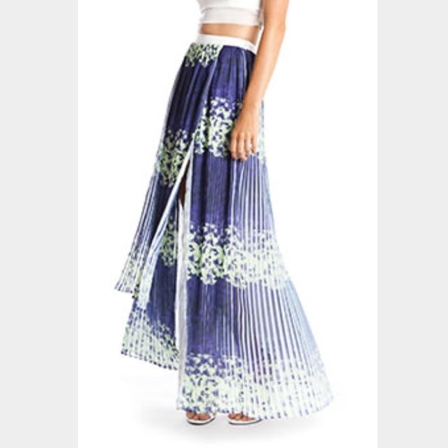 Elliatt The Label Perspective Maxi Skirt