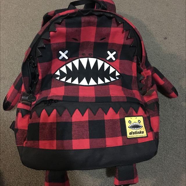 Elstinko Backpack (Korean Brand)