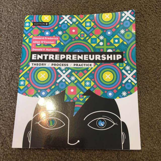 Entrepreneurship Texbook