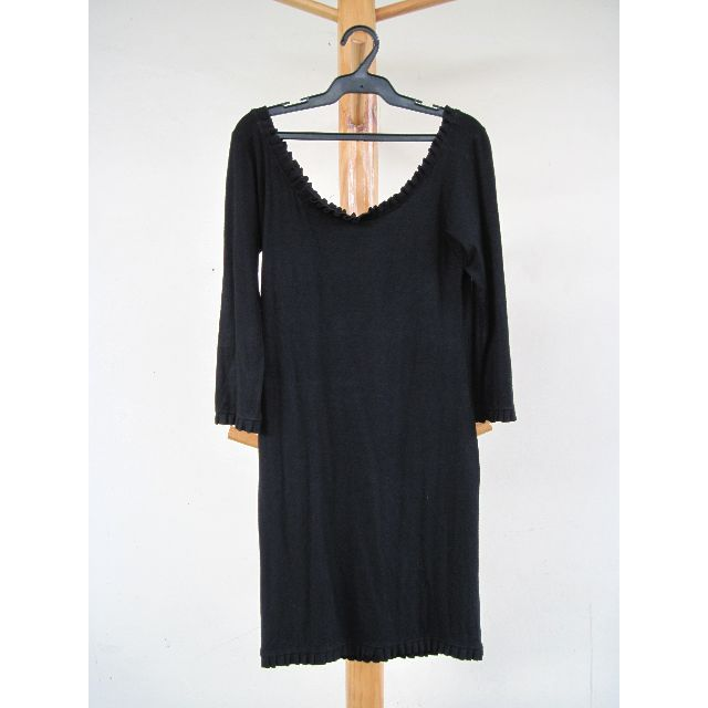 ENY black dress