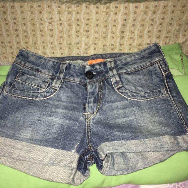 Fab Denim Shorts
