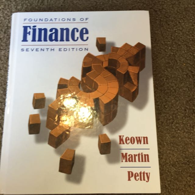 Finance Textbook