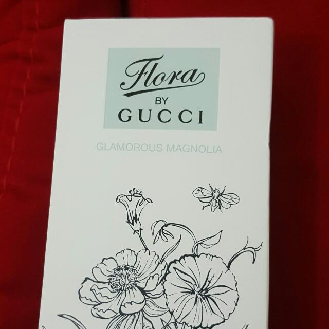 Flora By Gucci Glamorous Magnolia 100ml