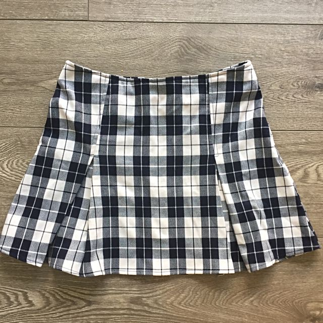 General Pants Tartan Skirt