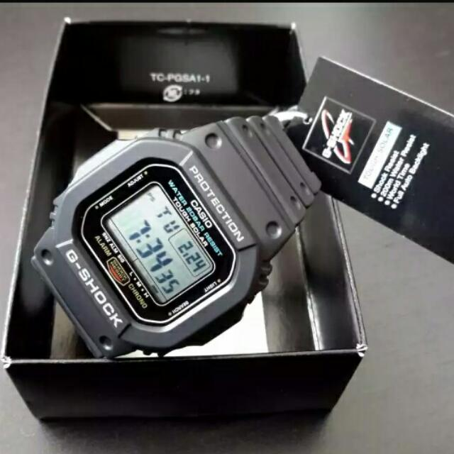 G-Shock G5600E Tough Solar.  Brand NEW