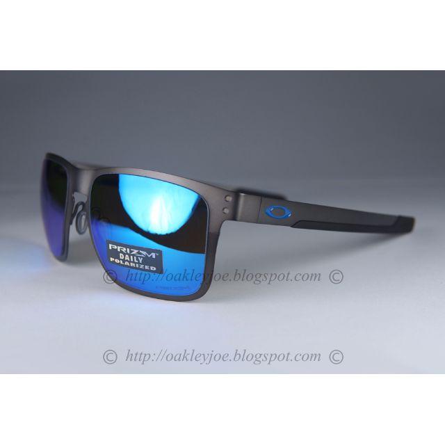 c9ed2ba9f6 Oakley Holbrook Metal Blue