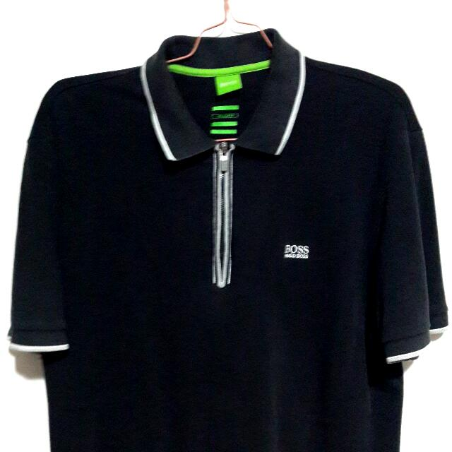 HUGO BOSS, Polo Shirt Half Zip