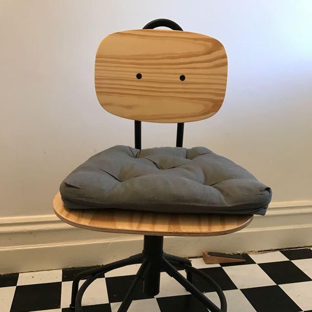 IKEA Swivel Chair, Brand New!