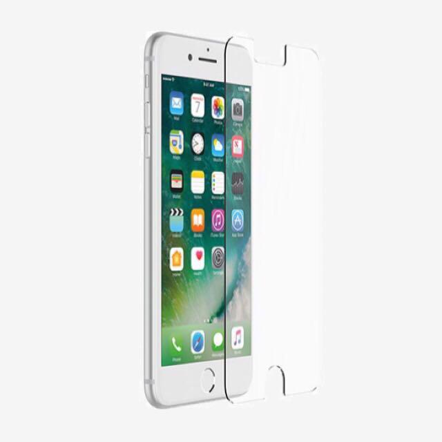 iPhone 6/6s/6PLUS/6sPLUS TEMPERED GLASS SCREEN PRTECTOR