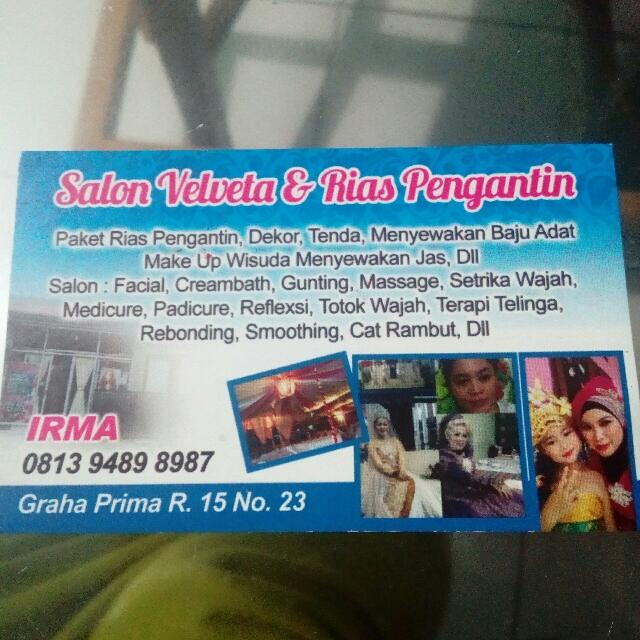 Jasa Free Land Make Up