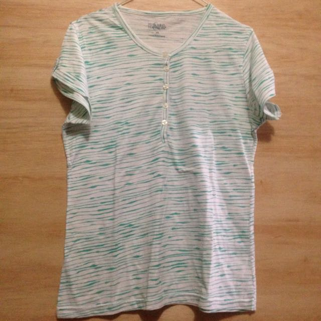 kaos santai, t-shirt